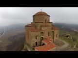 ჯვრის მონასტერი - Aerial View Of Jvari Monastery