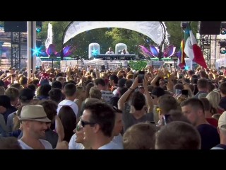 Camelphat - Tomorrowland Belgium 2018