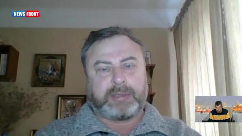 Украина хочет с селюковским менталитетом войти в европейскую семью Дмитрий Скворцов