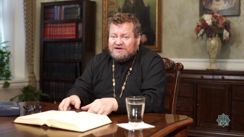 Время это дар Божий Протоиерей Олег Стеняев
