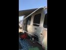 Трейлер Сомеров Бэмби в калифорнийской пустыне Джошуа Три 27-28.05.2-18