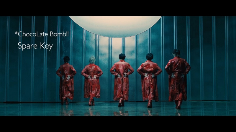 【*ChocoLate Bomb!!】Spare Key(Dance Shot Ver.)【6th single】 sm33042592