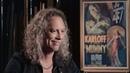 Kirk Hammett on The Mummy movie poster (RUS sub)