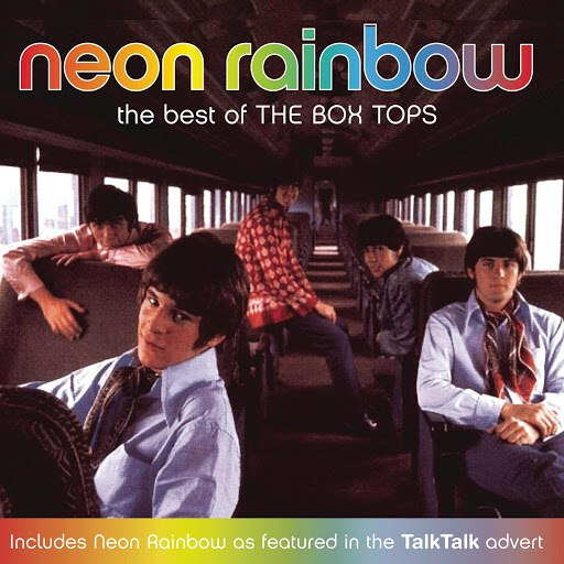 The Box Tops альбом Neon Rainbow - The Best Of The Box Tops