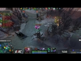 Vega Squadron vs Natus Vincere, GESC CIS Qual, game 3 [Mila, Mortalles]
