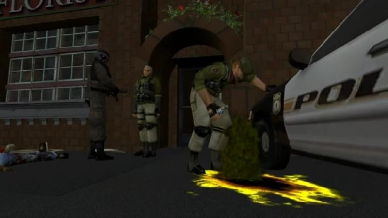 (Gmod)Resident Evil 3 Parody Episode 8
