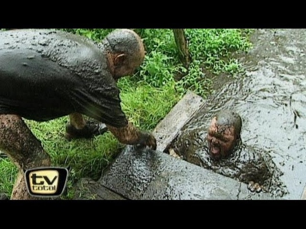 Raab in Gefahr: Raab in der Schlammhölle - TV total
