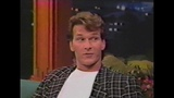 Patrick Swayze, Jay Leno, Johnny Polanco, The Tonight Show