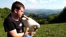 Ukrainian bagpipe Дуда Волинка