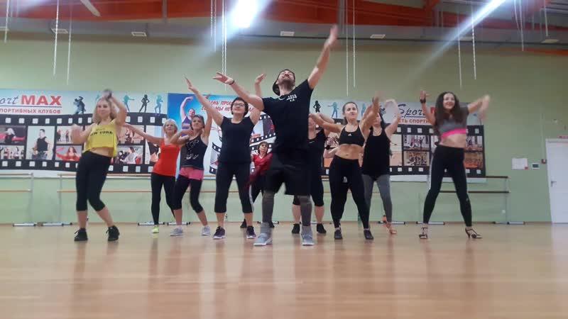 SportMax.club - All of Me (Bachata)