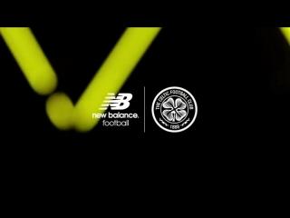 The new balance football #celticfc 18-19 third kit