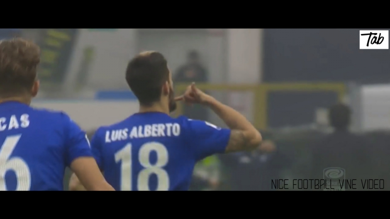 Великолепный проход и завершение от Луиса Альберто|BAT|vk.com/nice_football