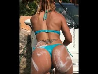 Отличная автомойка (порно, секс, эротика, попка, booty, anal, анал, сиськи, boobs, brazzers)