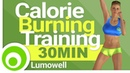 30 Minute Cardio Workout at Home - Calorie Burning Training Without Equipment