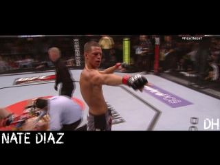 Nate Diaz Highlights 2017 ||