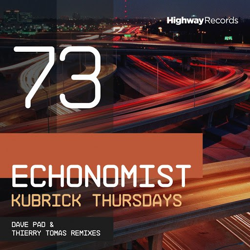 Echonomist альбом Kubrick Thursdays
