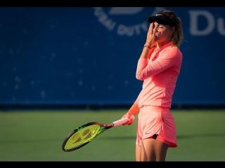 Sofya Zhuk vs Magdalena Rybarikova | Indian Wells 2R | LIVE