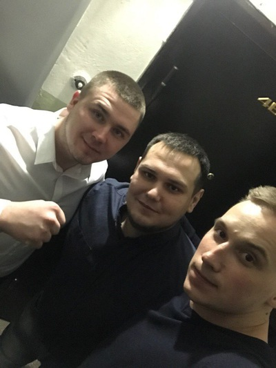 Серёга Тяжельников