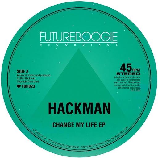 Hackman альбом Change My Life EP