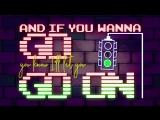 Dannic - Stay (feat. INNA) _ Lyric Video