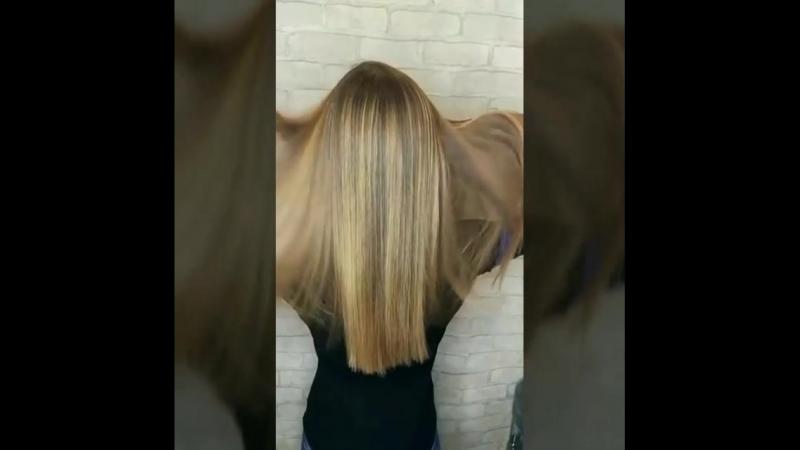 ➡️ Последнее время люблю больше видео выкладывать) волосы в движении) А вам навится больше фото или видео ?) ⬇️⬇️⬇️Запись ⬇️⬇️⬇️