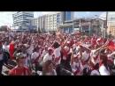 Парад перуанцев в Саранске #Ф2018