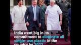 India steps up to #BeatPlasticPollution