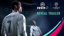 Официальный трейлер FIFA 19 с Лигой Чемпионов