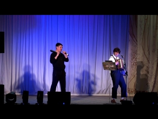 Надыр и Рамиль .Сценка из концерта 30.03.2018.