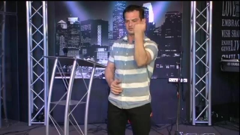 NCofJC-Библейская школа-Тема Совесть 10.28.2013