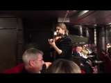 Queen Mary 2 David Garrett концерт 01.11.2017_Video by Alisa Selezneva