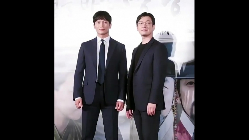 Ji Sung x Cho Seung Woo