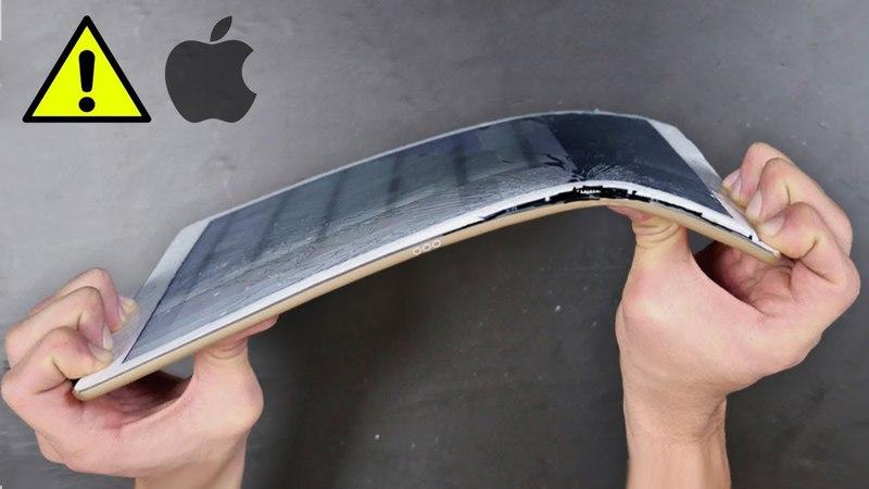 РАЗЛОМ iPad Pro 12 9 !