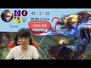 When Faker Plays URF The First OCTA KILL ever Full Game Translated