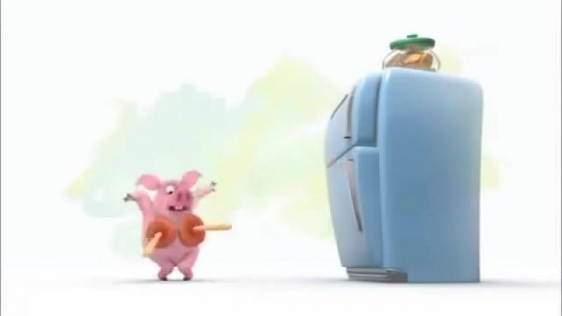 Мультик про свинью