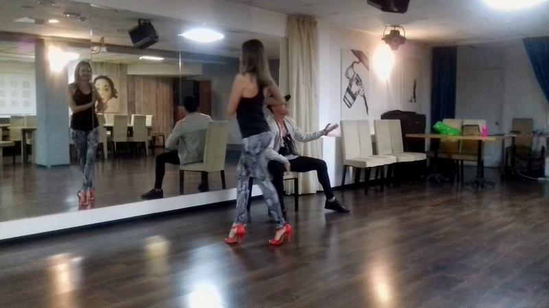 Bachata | Lady Style | Kseniia Style Бачата | Женский стиль | Соло | Ксения