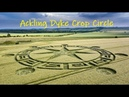 Crop Circle Ackling Dyke - Phantom 4 Pro