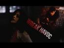 Isabelle and Alec ○ Wreak Havoc ○ eternalrainn