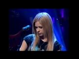 Avril Lavigne - Nobody's Home [Late Night with Conan O'Brien] (Upscale)
