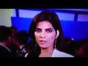 Jornalista da Globo quase chora ao falar que não haverá 2° Turno