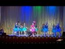 Танец Мышка_Хохотушка.в Анжелике даже маленькие детки выкладываются по взрослому,танцуя вдохновенно.