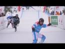 О скоростном спуске на коньках