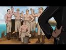 Archer Season 9 -Survive- Promo HD Archer- Danger Island