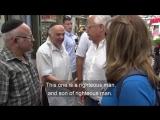 Что посол США забыл в Тель-Авиве В преддверии Рош ха-Шана весь еврейский мир принимает поздравления. Посол США Дэвид Фридман сд