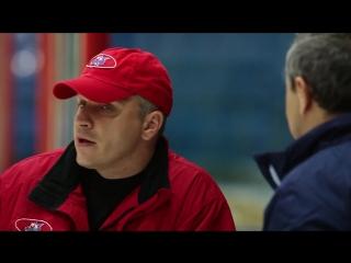 Тренер в группе детского хоккея грубит детям. Васген ставит его на место