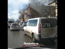 В Смоленске на Витебском шоссе образовалась пробка из-за ДТП