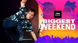 Jamie Cullum - Frontin' (The Biggest Weekend)