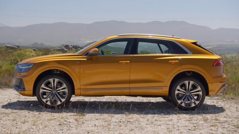 Audi 2019 Q8 Defined Design
