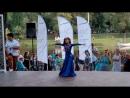 Федотова Варвара Школа восточного танца Бисер на фестивале Белая Маска