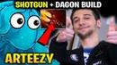 ARTEEZY Tries Dagon with Morphling Shotgun Item Build